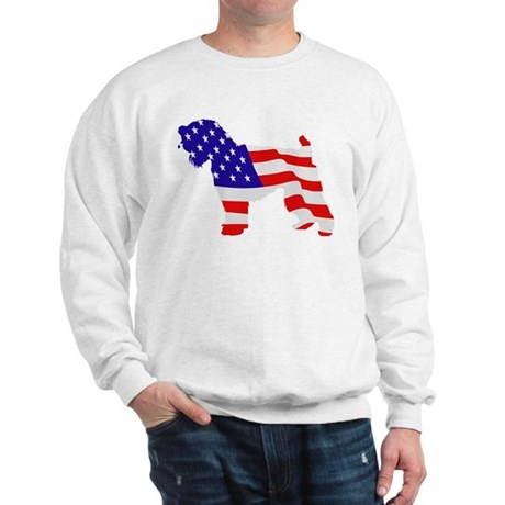 Soft Coated Wheaten Terrier Sweatshirt