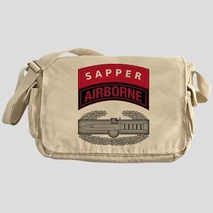 CAB w Sapper - Abn Tab Messenger Bag