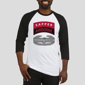 CAB w Sapper - Abn Tab Baseball Jersey