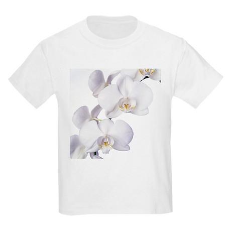 Orchid flowers - Kids Light T-Shirt