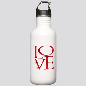 Love - John 3:16 Stainless Water Bottle 1.0L