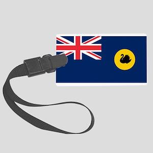 Flag of Western Australia Large Luggage Tag