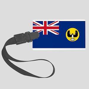 Flag of South Australia Large Luggage Tag