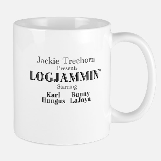 Log Jammin Mug