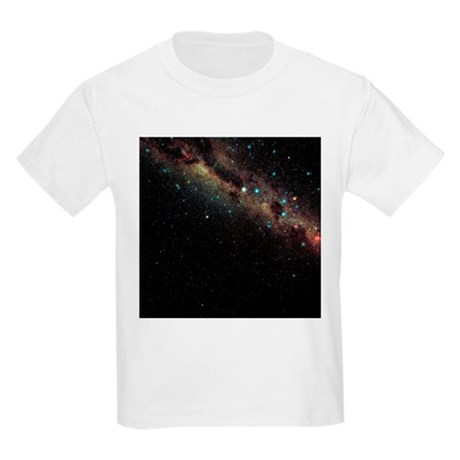 Milky Way - Kids Light T-Shirt