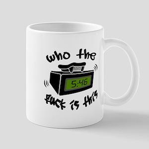 Page Me Mug