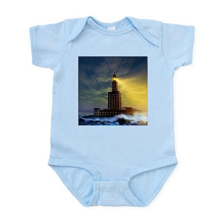 Pharos lighthouse of Alexandria, artwork - Infant