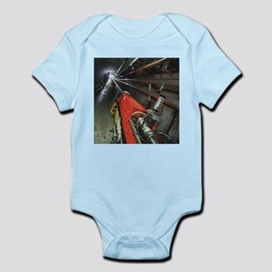 Tevatron accelerator, Fermilab - Infant Bodysuit