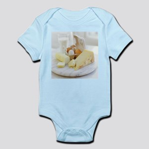 Eggs and cheese - Infant Bodysuit