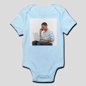 Mobile communication - Infant Bodysuit