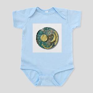 Nebra sky disk, Bronze Age - Infant Bodysuit