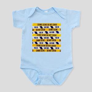 Crime scene tape - Infant Bodysuit