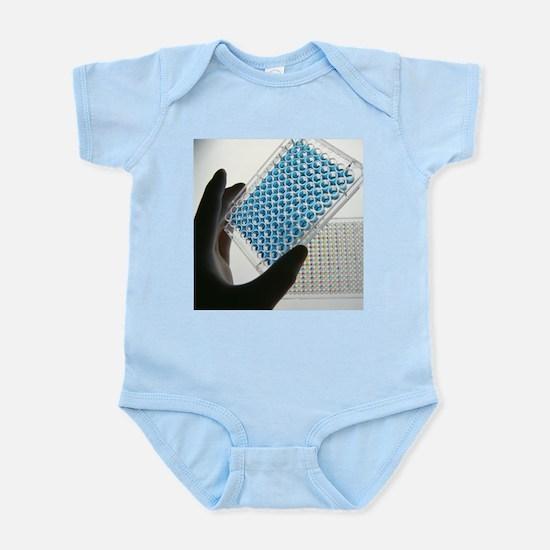 ELISA test plate - Infant Bodysuit