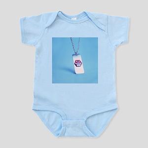 Medical identification tag - Infant Bodysuit