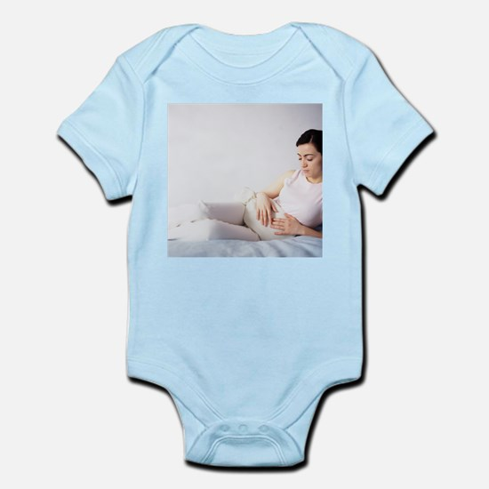 Menstrual pain - Infant Bodysuit