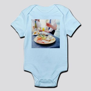 Cheese and meats - Infant Bodysuit