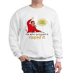 Hugo Chavez Sulphur Smell Sweatshirt