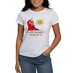 Hugo Chavez Sulphur Smell Women's T-Shirt