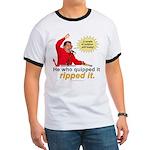 Hugo Chavez Sulphur Smell Ringer T