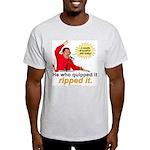 Hugo Chavez Sulphur Smell Light T-Shirt