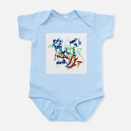 Cholinesterase enzyme - Infant Bodysuit