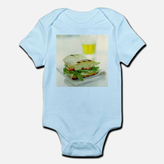 Toasted cheese sandwich - Infant Bodysuit
