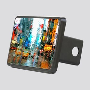 Times Sq. No. 7 Rectangular Hitch Cover