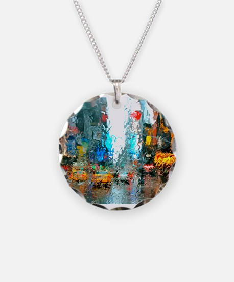 Times Sq. No. 7 Necklace