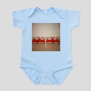 Twins' shoes - Infant Bodysuit