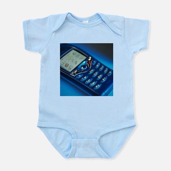 Mobile phone - Infant Bodysuit