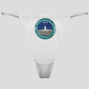 Nassau Porthole Classic Thong