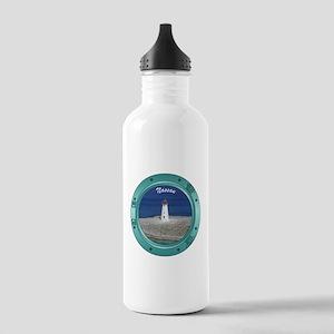 Nassau Porthole Stainless Water Bottle 1.0L