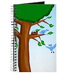 Tree Birds Journal