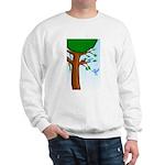 Tree Birds Sweatshirt