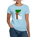Tree Birds Women's Light T-Shirt