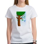 Tree Birds Women's T-Shirt