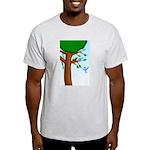 Tree Birds Light T-Shirt