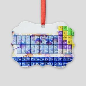 Periodic table - Picture Ornament