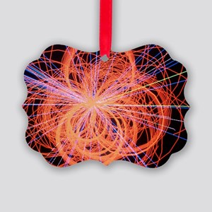 Simulation of Higgs boson production - Picture Orn
