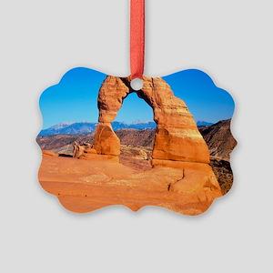 Arches National Park, Utah - Picture Ornament