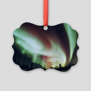 Aurora borealis - Picture Ornament