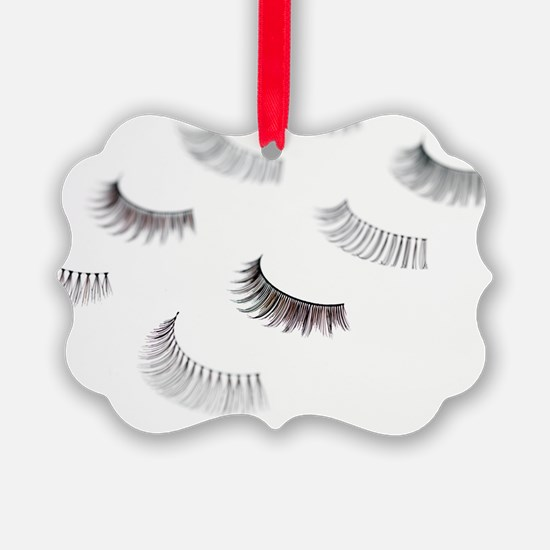 False eyelashes - Ornament