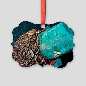 Microcline mineral - Picture Ornament