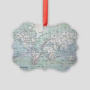 Map2 Darwin's Beagle Voyage South America - Pictur