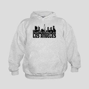 Los Angeles Skyline Kids Hoodie