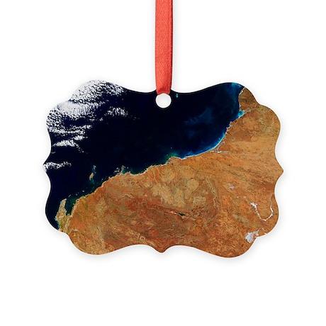 Northwestern Australia, satellite image - Picture
