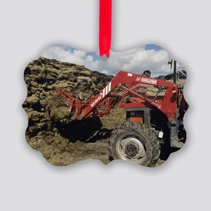 Silage heap - Picture Ornament