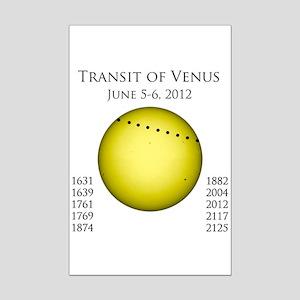 Transit of Venus Mini Poster Print