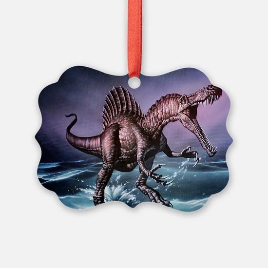 Spinosaurus dinosaur - Ornament