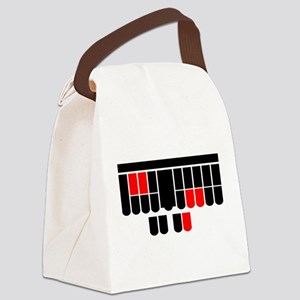 If You Can Canvas Lunch Bag
